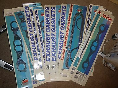 FEL-PRO SB CHEVY High perf. gaskets Sold Separate or as Lot