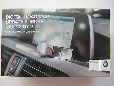 bmw navi next 2017 2 digital road map update eur 35 00. Black Bedroom Furniture Sets. Home Design Ideas