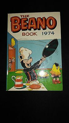 The Beano Vintage Comic Annual 1974