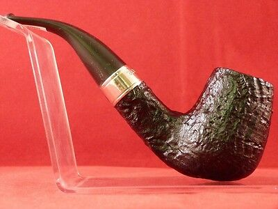 Peterson Pipe of the Year 2009 ! NEW ! Never smoked ! Sterling Silver