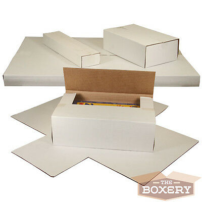 25 ~ ( PREMIUM ) LP RECORD ALBUM BOOK or BOX MAILERS by The Boxery