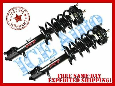 FCS Complete Loaded FRONT Struts & Springs for 2006-2013 LEXUS IS250 RWD
