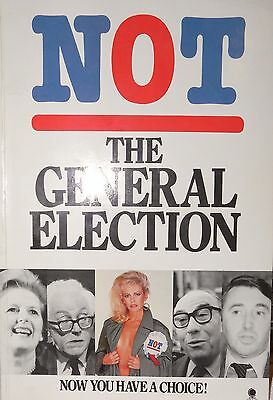 Book. Not The General Election. 1983.
