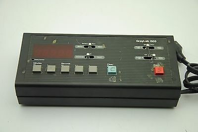 Gralab GrayLab Lab/Darkroom Timer Model 605 110VAC in/out