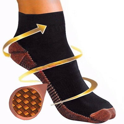 Sleeve Plantar Fasciitis Compression Relieve Foot Wear Sock Pack of 1 Pair