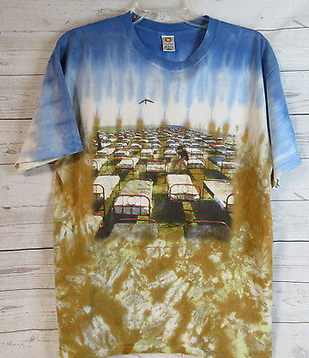 PINK FLOYD Momentary Lapse Of Reason T-Shirt Mens LARGE 2007 Official Reprint