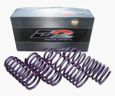 D2 Racing Lowering Springs For Dodge Charger / 300 2005-2010 Rwd