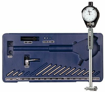 """Fowler XTender 1.4"""" to 6"""" Dial Bore Gage Set - 52-646-400"""