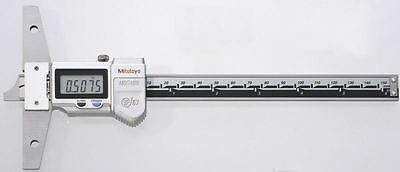"Mitutoyo Digimatic Depth Gage, 6""/150mm IP67 - 571-261"