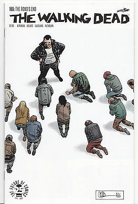 Image Comics THE WALKING DEAD #168 1st Print VF/NM Kirkman/Adlard