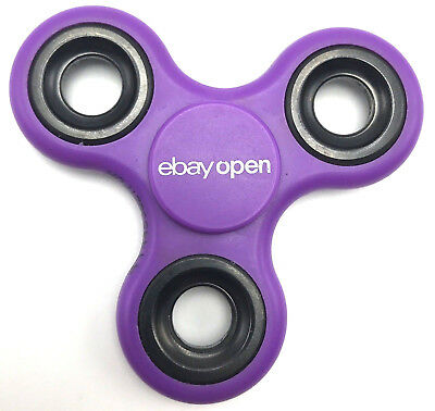 Ebay Open 2017 Purple Fidget Spinner Las Vegas Seller Conference Swag Toy