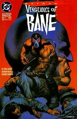 Batman: Vengeance of Bane Special #1 Issue Comic Book (Jan 1993, DC) NEW