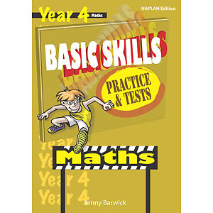 Basic Skills Practice and Tests Maths Year 4