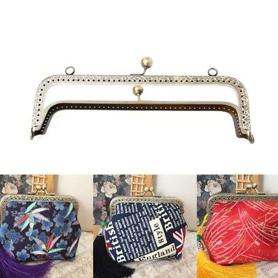 20.5cm 1PC Metal Frame Kiss Clasp Arch For Purse Bag Accessories DIY Craft
