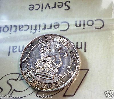 GREAT BRITAIN. UK SILVER SixPence 1918 UNCIRCULATED