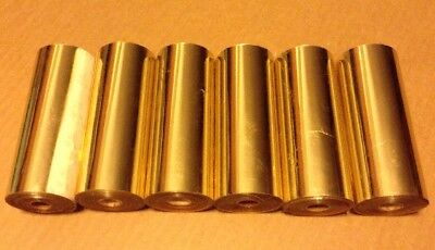 "6 Rolls of Metallic Gold Hot Stamping Foil ~ 4"" x 150' on 1/2"" Core"