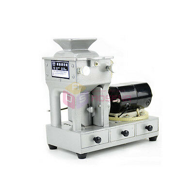 220V JLGJ-45 Hulling Machine Out Of Rough Rice Huller Machine Detection Of Rough