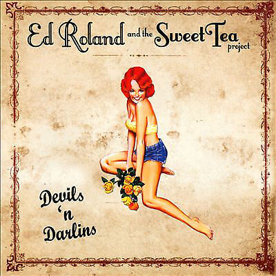 Ed Roland And The Sweet Tea Project – Devils 'n Darlins CD 2013 NEW/SEALED