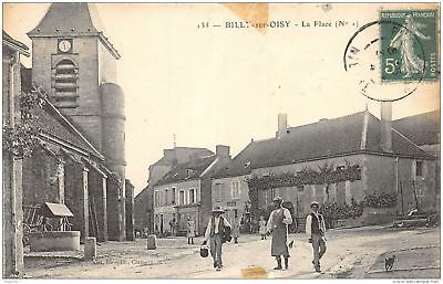 58-Billy Sur Oisy-N°368-G/0015