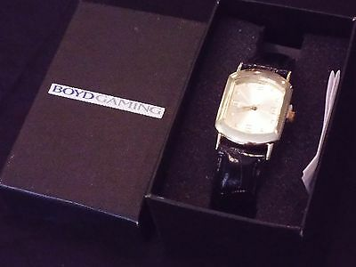 Mens Quartz Watch - Casino premium from Boyd Gaming Las Vegas, NV Made in Japan
