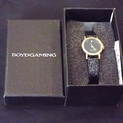 Diamond Quartz Watch - Casino premium from Boyd Gaming Las Vegas, NV