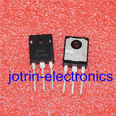 SPW35N60C3 Mosfet N-ch 650V 34.6A TO-247