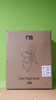 Mothercare owl Highchair -  BARGAIN PRICE!!!!!! QUICK SALE!!!!!