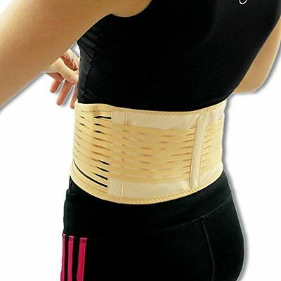 Tourmaline Self Heating Magnetic Lumbar Waist Lower Back Posture Support Belt