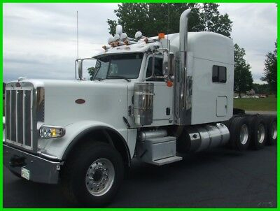 2016 Peterbilt 389 Conventional Single Sleeper Commercial Semi Truck , Low Miles