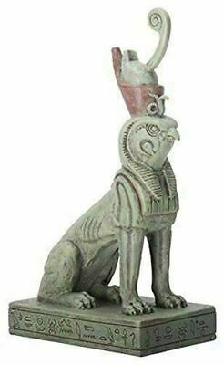"Summit 6.5"" Height Egyptian Stone Horus Sphinx Majestic Statue Figurine"