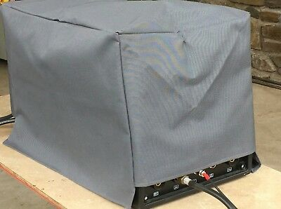 New welder cover to fit draper expert Tig weld AC/DC in black fabric