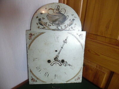 victorian grandfather clock works