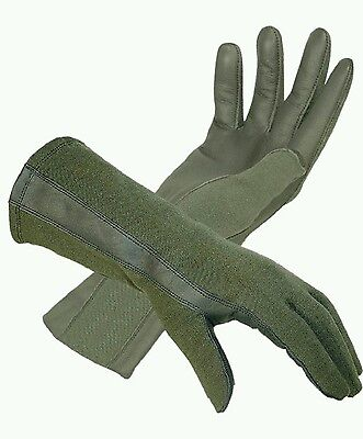 Hatch Gloves BNG200 Sage Green Nomex Flight Glove XX-Large Police Duty New XXL