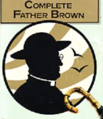 Father Brown Complete Audio Book Collection MP 3 CD talking books