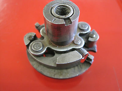 Good used Lucas Triumph BSA distributor points timing advancer rotor 12 deg CCW