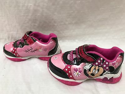 Toddlers Girls Disney Minnie Mouse Athletics Shoes        9G