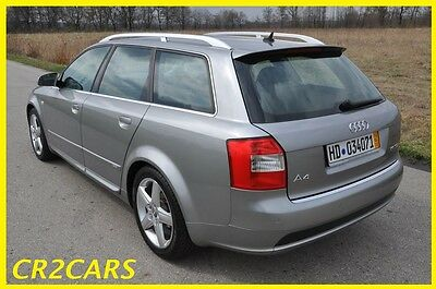 Audi A4 B6 Estate Rear/roof Spoiler (2000-2004)