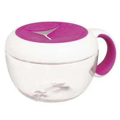 OXO Tot Flippy Snack Cup - Pink