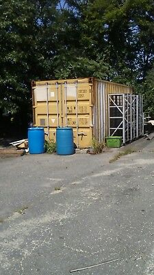 20 ft shipping container