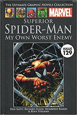 The Ultimate Marvel Graphic Novel Collection: Superior Spider-Man - Issue 129