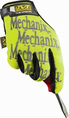 Mechanix Wear Hi-Viz Safety Gloves - Smg-91 S, M, L, Xl