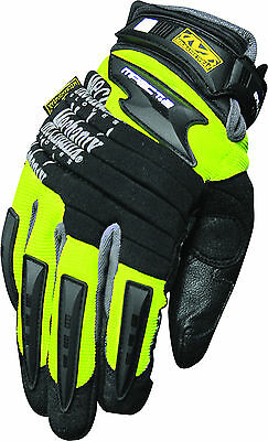 Mechanix Wear Hi-Viz M-Pact 2 Safety Gloves - Sp2-91 S, M, Xxl
