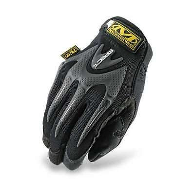 Mechanix Wear M-Pact Black Gloves - Mmp-05 S, M, L