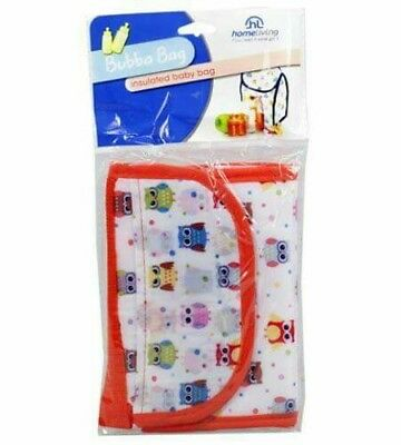 Insulated baby bag
