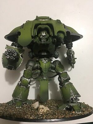 Warhammer 40k Imperium Army Imperial Knight Titan Painted Games Workshop Model !