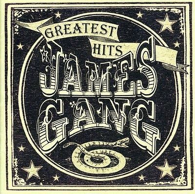 James Gang Greatest Hits Remastered Cd New