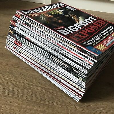 Fortean Times Magazines Lot