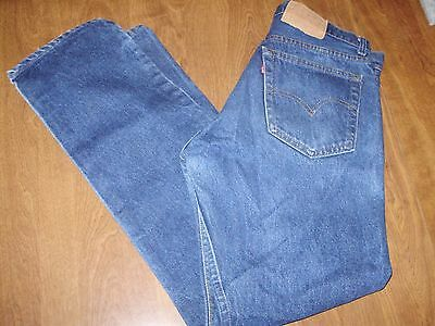 VINTAGE LEVIS 505 0217 XX JEANS made in USA 32 x 32