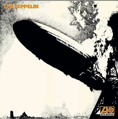 Led Zeppelin - Led Zeppelin 1 180 Gram Vinyl Lp 2014 Pressing - New / Sealed