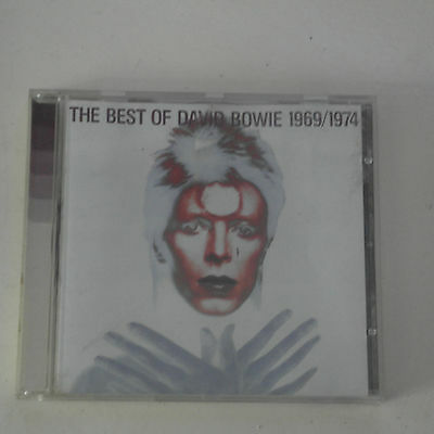 CD Album David Bowie - Best Of 1969-1974 The (1997)